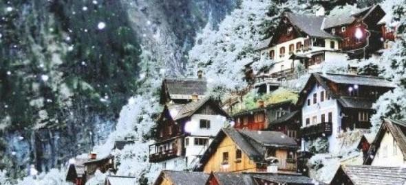 15 μέρη της Ελλάδας που τον χειμώνα θυμίζουν παραμύθι!
