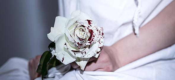 «Ένα τριαντάφυλλο δε συγχωρεί τη βία. Αν σε χτυπήσει, φύγε αμέσως!»