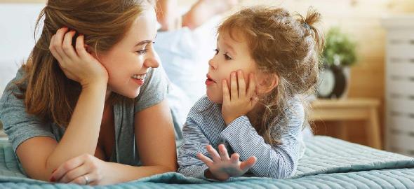 5 Μοντεσσοριανές απαντήσεις σ' ένα νήπιο που ρωτάει επίμονα «γιατί… »