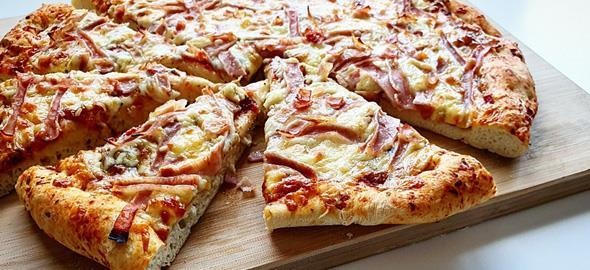 Πώς θα φτιάξετε πεντανόστιμη σπιτική πίτσα για όλα τα γούστα!