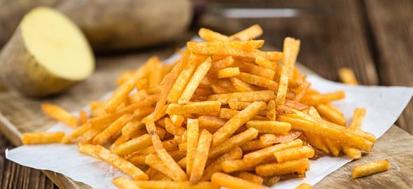 Συνταγές για παιδιά: τηγανητές πατάτες… φούρνου!