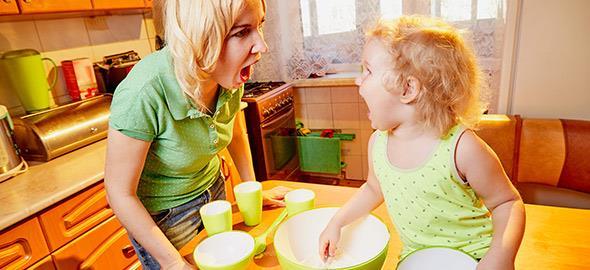 Τσακωνόμαστε με τα παιδιά μας επειδή μας μοιάζουν πολύ!