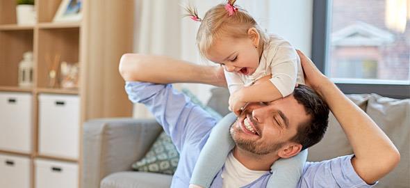 Τον τίτλο του «μπαμπά» πρέπει να τον κερδίσεις!