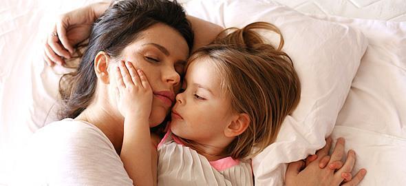 Αν είσαι μαμά και το βράδυ δεν λιποθυμάς από κούραση, κάτι δεν κάνεις σωστά..