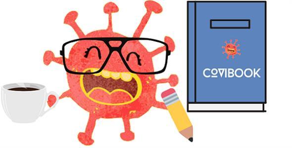 Covidbook: Το βιβλίο που εξηγεί τον κορονοϊό στα παιδιά με τον πιο γλυκό τρόπο!