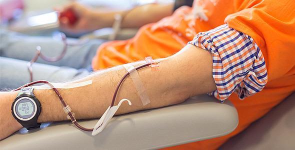 Δώστε αίμα! Δεν υπάρχει κίνδυνος λόγω του κορονοϊού!