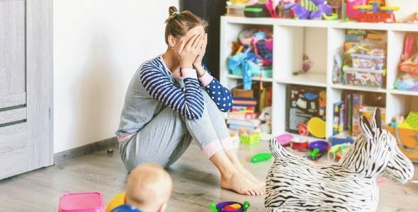4 αποδείξεις ότι είστε μια μαμά στα όρια της εξάντλησης