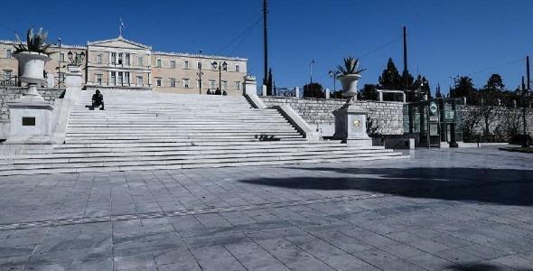 Κορονοϊός: Απαγόρευση άσκοπης κυκλοφορίας από το πρωί της Δευτέρας