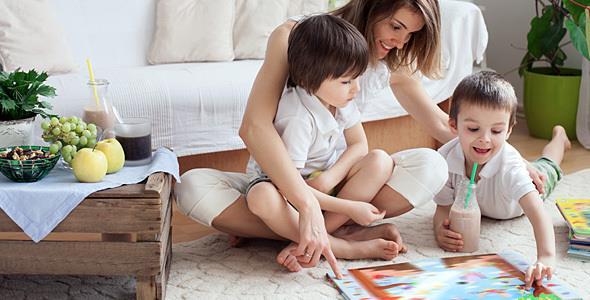 Οι «θυσίες» είναι δουλειά των γονιών, όχι των παιδιών…
