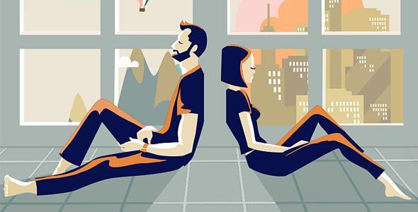 Ζευγάρια στα χρόνια του κορονοϊού: Πώς να μην μισήσετε ο ένας τον άλλον
