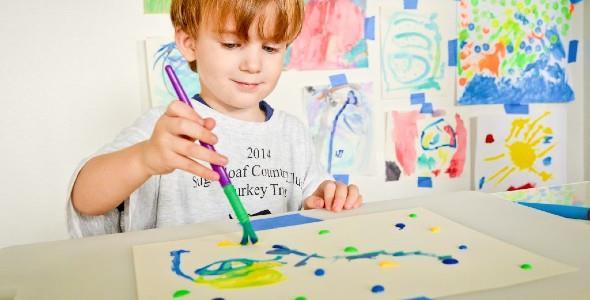 Οι ζωγραφιές των παιδιών μας λένε τι κρύβουν στην ψυχούλα τους