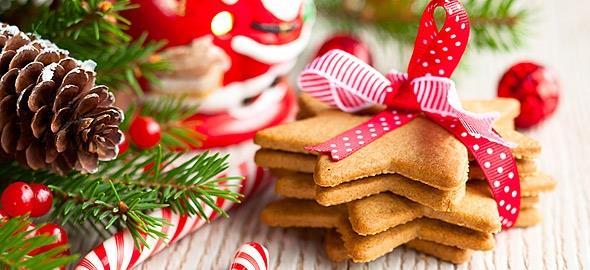Χριστουγεννιάτικα μπισκότα και κουλουράκια