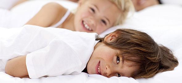 6 συμβουλές για να κοιμηθεί το παιδί