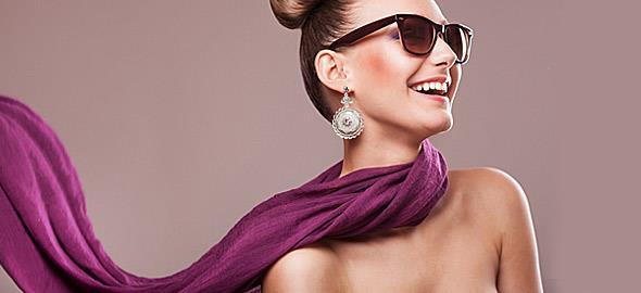 10 τρόποι να φορέσετε ένα φουλάρι