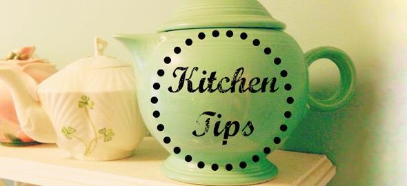 Έξυπνα tips και κόλπα για την κουζίνα!