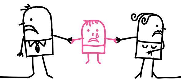 Διαζύγιο και παιδί: Η νομοθεσία και τα διαδικαστικά