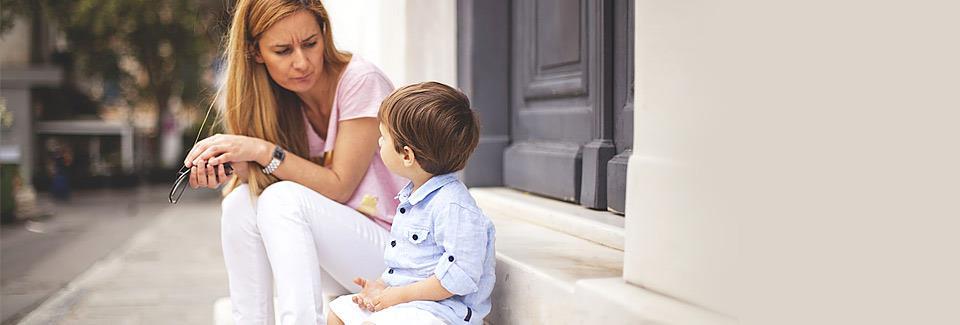 5 λάθη που κάνουμε όταν δίνουμε στα παιδιά «εντολές»