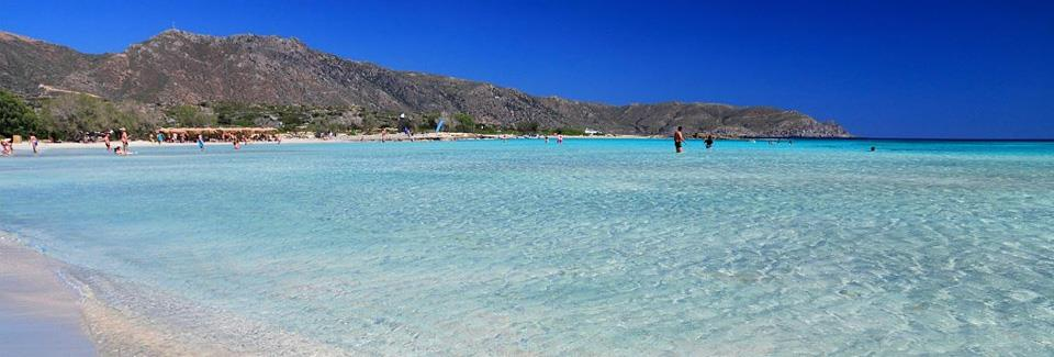 Οι καλύτερες παραλίες της Κρήτης για οικογένειες