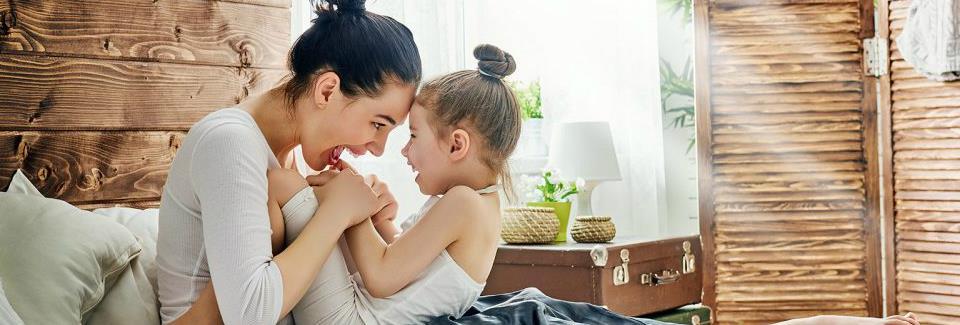Πώς να γίνετε ακόμα καλύτερη μαμά μέσα στο 2020
