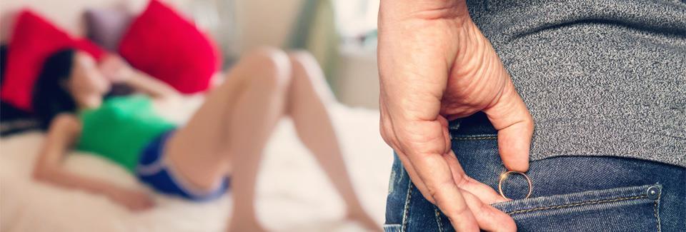 5 λόγοι που οι άπιστοι σύζυγοι δεν εγκαταλείπουν τον γάμο τους
