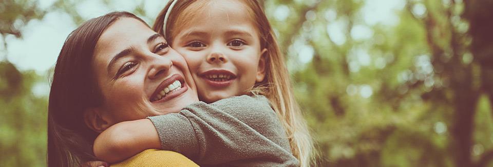 «Καθώς μεγαλώνει η κόρη μου, θέλω όλο και περισσότερο να της μοιάσω»