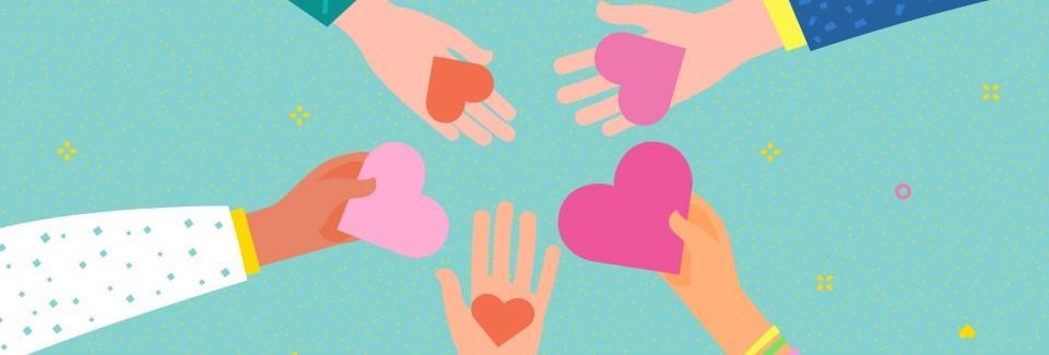 10 πράξεις αγάπης που μας γέμισαν ελπίδα μέσα στη σκοτεινιά του κορονοϊού