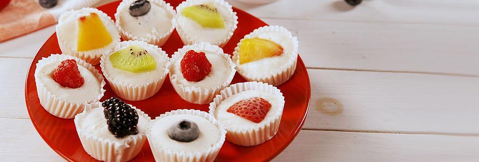 3 καλοκαιρινά γλυκά για τα παιδιά με μηδέν ζάχαρη!